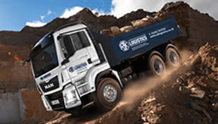 Aggregates home Deliveries